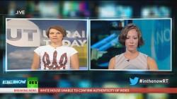 «Russia Today» и «Ukraine Today»: диалог двух журналисток