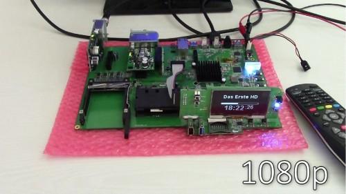 Технические характеристики Dreambox DM 7080 HD