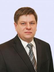 Выгонский Юрий Григорьевич, заместитель генерального конструктора по разработке космических систем, общему проектированию и управлению космическими аппаратами