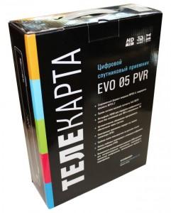 Приёмник EVO 05 PVR