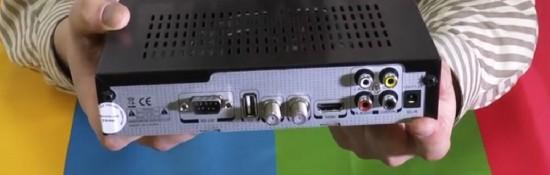 Задняя панель EVO-07 HD