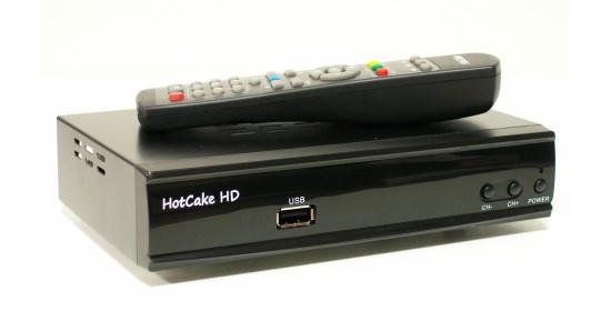 Спутниковый ресивер HotCake HD 5