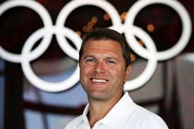 Тиммо Люмме  Директор по маркетингу Международного олимпийского комитета