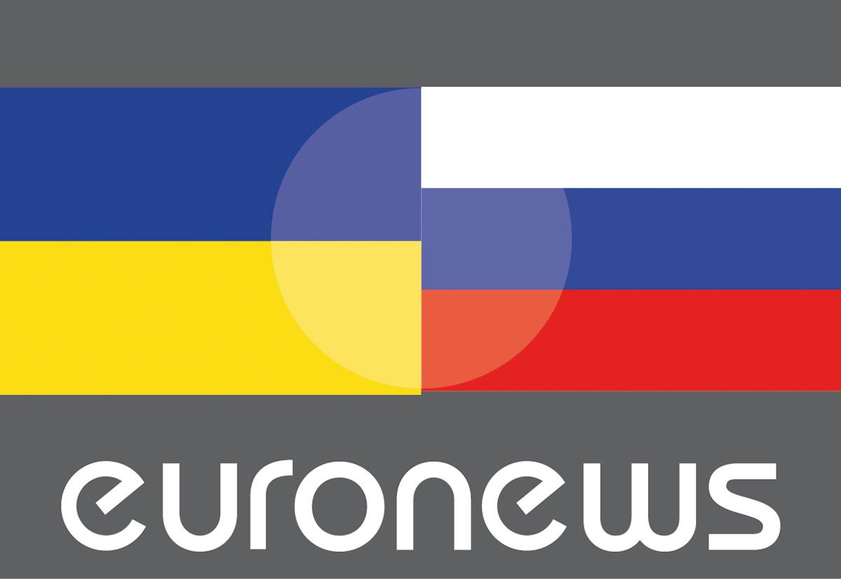 «Euronews» стал неугоден сразу двум странам - России и Украине