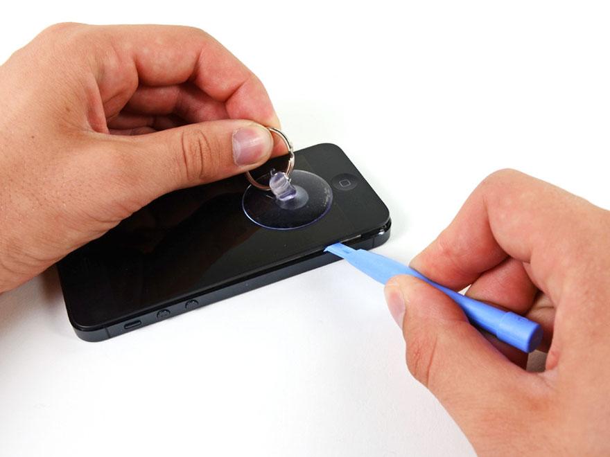 Замена дисплея на айфон 5 своими руками
