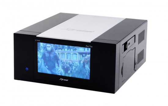 Xtrend ET8500 цифровой спутниковый ресивер приемник