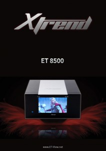 Xtrend ET8500
