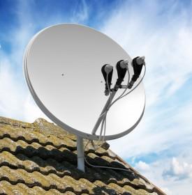 Информация о спутниковом телевидении