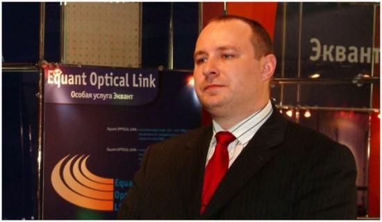 Александр Вронский, генеральный директор НТВ-ПЛЮС