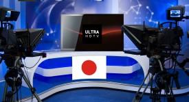 Япония начала трансляцию 2 телеканалов в 4К