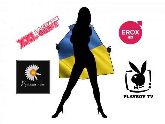 В Украине появится 4 эротических канала