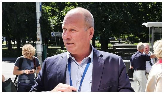 Член правления Эстонского национального общественного вещания (ERR) Айнар Рууссаар