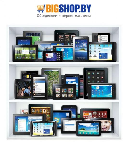 Разнообразные планшеты на любой цвет и вкус