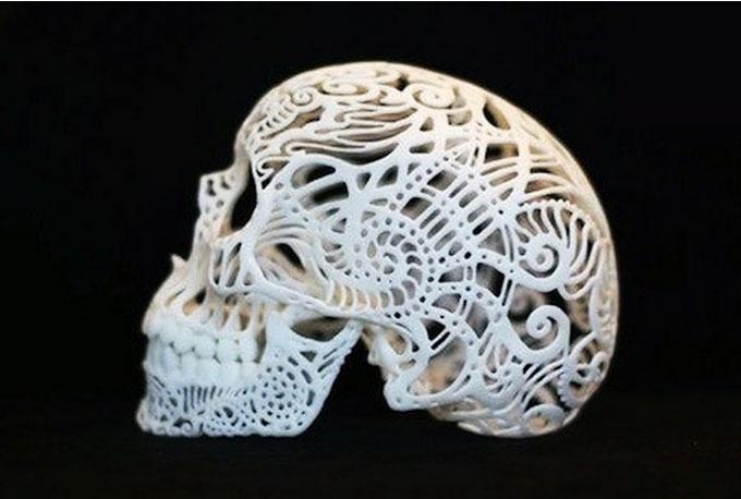 Новый принтер сможет создавать уникальные протезы