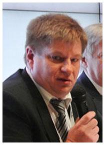 Юрий Выгонский, заместитель генерального директора ИСС им. Решетнева