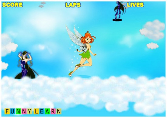 Winx Flying Way