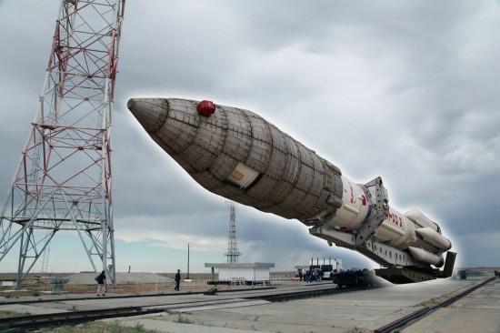 ракета-носитель Протон-М