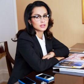 Тина Канделаки, генеральный продюсер Матч ТВ