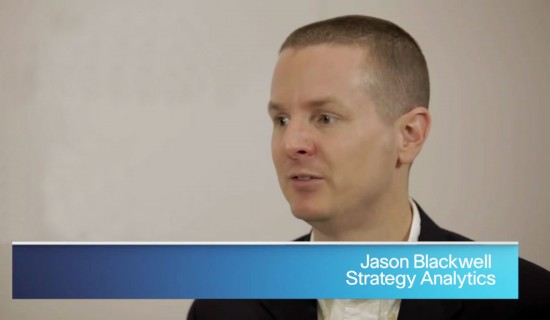 Джейсон Блэквелл (Jason Blackwell), Strategy Analytics