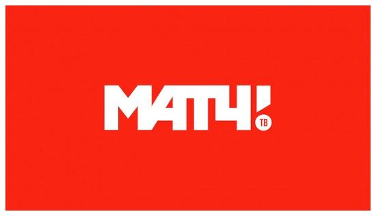 «Газпром-медиа» опубликовал логотип телеканала спортивной направленности «Матч ТВ»