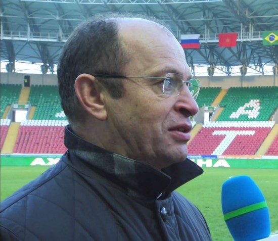 Сергей Прядкин, президент РФПЛ