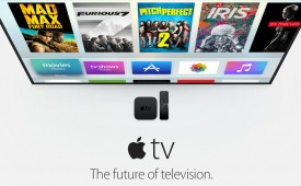 На российском рынке появятся «яблочные» телеприставки Apple TV