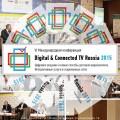 ОТТ и цифровое телевидение на Digital & Connected TV Russia 2015