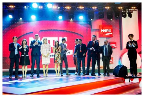 Официальная презентация телеканала «Матч ТВ»