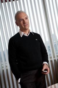 Василь Лацанич, вице-президент по маркетингу компании МТС