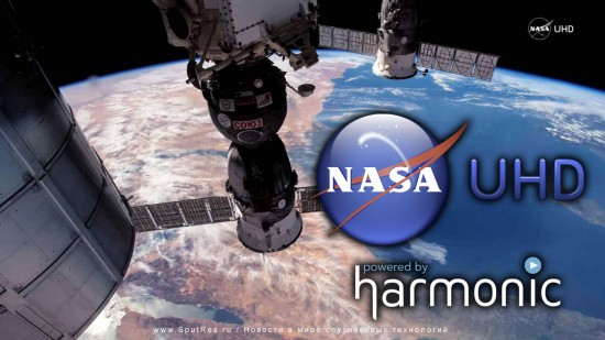 Космический Ultra HD канал от NASA