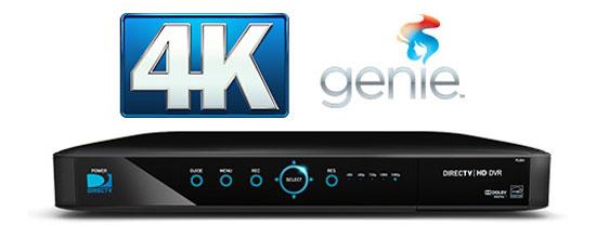 DirecTV выпустила новый ресивер с поддержкой 4К
