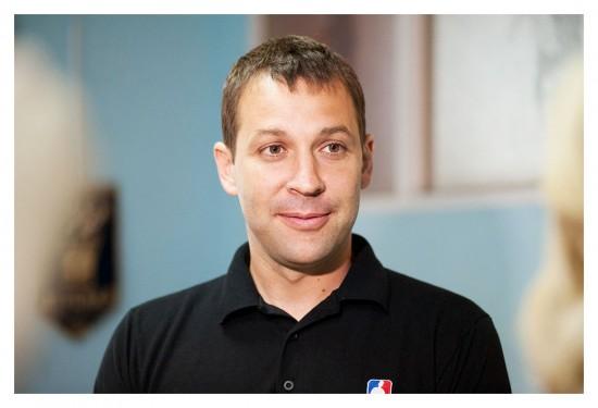 Дэвид Уоттс(David Watts), занимающий должность вице-президента «НБА-Россия»