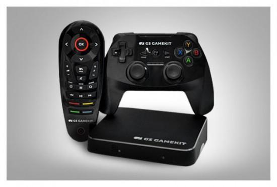 «GS Gamekit» - игровая консоль, с помощью которой можно смотреть «Триколор ТВ» и играть в любые игры прямо на экране телевизора