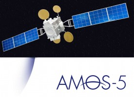 Названы причины выхода из строя КА Amos-5
