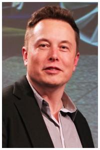 Илон Маск (Elon Musk), исполнительный директор компании SpaceX