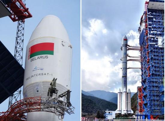 Беларусь запустит первый национальный спутник BELINTERSAT-1