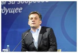 Михаил Демин, занимающий пост генерального директора спутникового оператора «НТВ-Плюс»