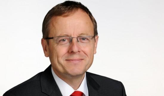 Глава ЕКА Йохан-Дитрих Вернер