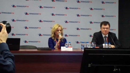 Кризис не влияет на «Триколор ТВ»