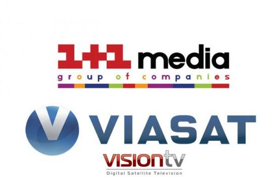У ТВ Viasat появится новый владелец: 1+1