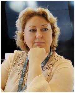 Наталья Чайковская, занимающая должность генерального продюсера телеканала «Game Show»