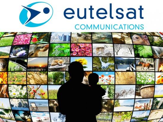 Eutelsat бьет рекорды по количеству телеканалов