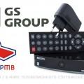 Комплектация GS C5911 Цифровой IP приемник