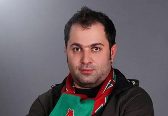 Арташес Саркисян, занимающий пост главного редактора спортивных трансляций телеканала Матч ТВ