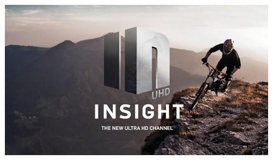 Телеканал INSIGHT в формате 4К