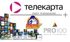 2 новых телеканала в составе «Телекарты»
