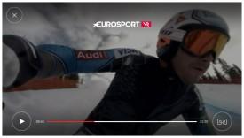 У Eurosport появилось VR-приложение