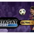 Viasat запускает канал в 4К