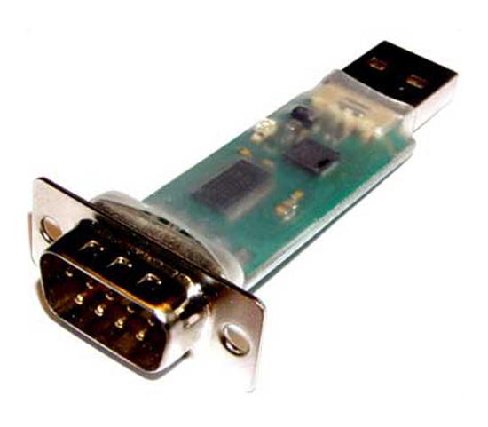 USB-COM (RS-232) переходник
