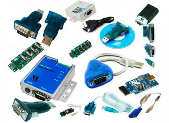 купить преобразователь «USB - COM»